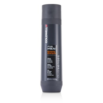Goldwell Dual Senses For Men Champú Volumen (Para Cabello Fino a Adelgazante)  300ml/10.1oz