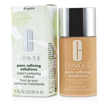Clinique Pore Refining Solutions Instant Perfecting -meikki - # 61 Ivory (F-N)  30ml/1oz