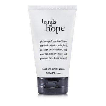 Hands Of Hope Hand & Cuticle Cream  120ml/4oz