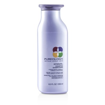 Pureology Hydrate Shampoo (For Dry Colour-Treated Hair)  250ml/8.5oz