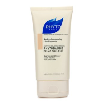PhytoBaume Color Protect Express Conditioner (For Color-Treated, Highlighted Hair)  150ml/5oz
