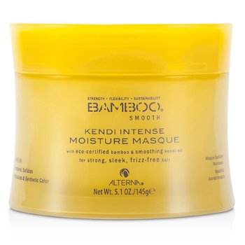 Bamboo Smooth Kendi Intense Moisture Masque (For Strong, Sleek, Frizz-Free Hair)  150ml/5.1oz