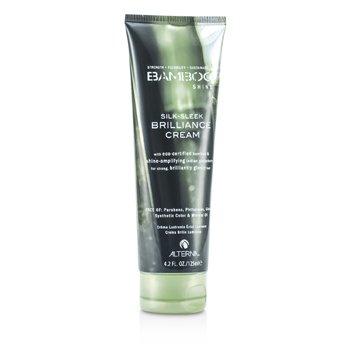 Bamboo Shine Silk-Sleek Brilliance Cream (For Strong, Brilliantly Glossy Hair) 125ml/4.2oz