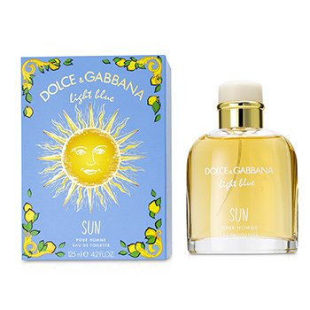 Light Blue Sun Pour Homme Eau De Toilette Spray  125ml/4.2oz