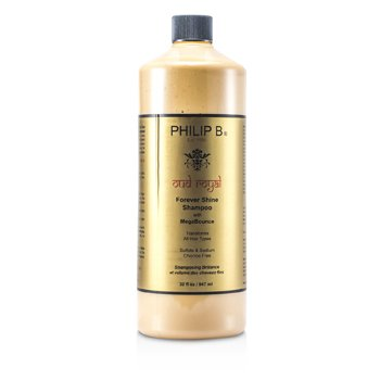 Philip B Oud Royal Forever Shine Shampoo with MegaBounce  947ml/32oz