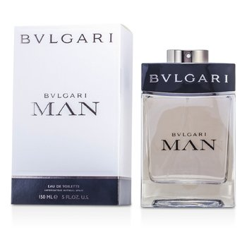 Bvlgari Man Eau De Toilette Spray  150ml/5oz