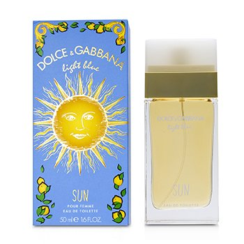 Light Blue Sun Eau De Toilette Spray  50ml/1.6oz