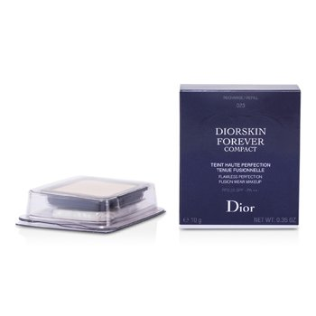 Diorskin Forever Compact Flawless Perfection Fusion Wear Makeup SPF 25 Refill  10g/0.35oz