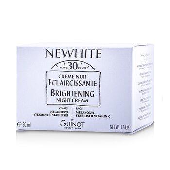 Newhite osvjetljujuća noćna krema za lice  50ml/1.6oz