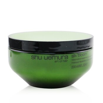 Silk Bloom Restorative Treatment Masque (For Damaged Hair)  200ml/6oz