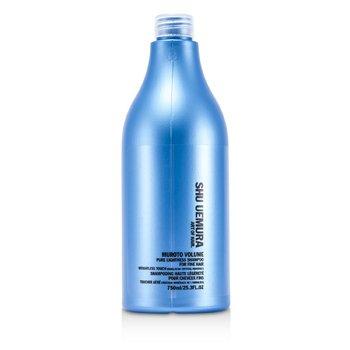 Shu Uemura Muroto Volume Pure Lightness Shampoo (For Fine Hair) (Salon Product)  750ml/25.3oz