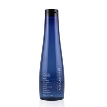 Shu Uemura Muroto Volume Pure Lightness Champ� (Cabello Fino)  300ml/10oz