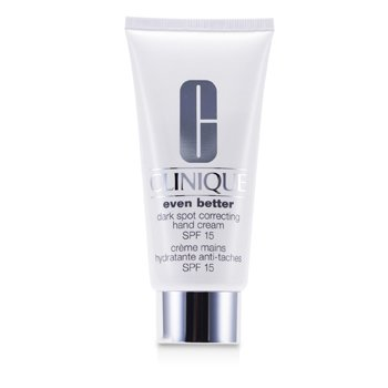 Even Better Dark Spot Correcting Hand Cream SPF 15  75ml/2.5oz
