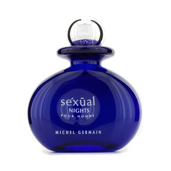 Sexual Nights Eau De Toilette Spray  125ml/4.2oz