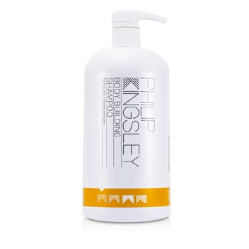 Body Building Shampoo (For Fine, Limp or Flyaway Hair Types)  1000ml/33.8oz