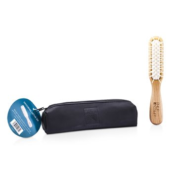 Vented Grooming Brush with Handbag  1pc+Bag