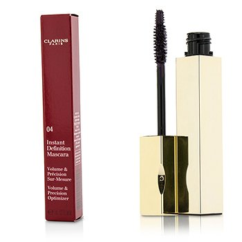 Clarins Instant Definition Mascara - # 04 Intense Plum  7ml/0.27oz