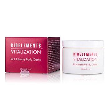Bioelements Crema Corporal Vitalization  236ml/8oz