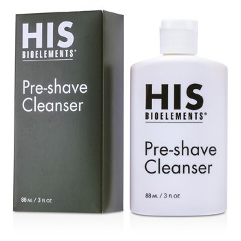 His Pre-Shave Cleanser  88ml/3oz