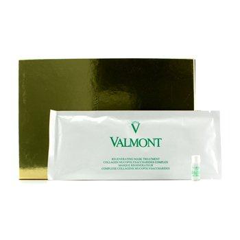 Valmont Tratamiento Mascarilla Regnerador: Hojas Colágeno 5x35g + Post Tratamiento Colágeno 5x2ml  10pcs