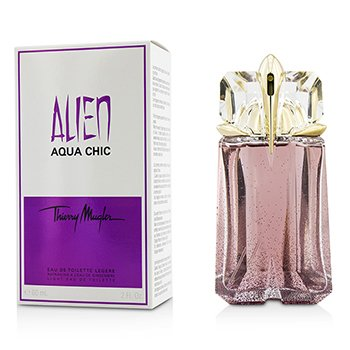 Thierry Mugler Alien Aqua Chic Light Eau De Toilette Spray  60ml/2oz
