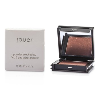 Jouer Powder Eyeshadow - # Mahogany  2.2g/0.077oz