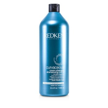 Redken Curvaceous Cream Shampoo  1000ml/33.8oz