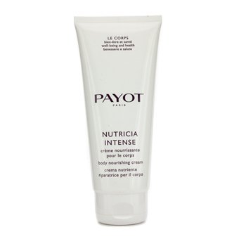 Payot Le Corps Nutricia Intense Body Nourishing Cream (Tube) (Salon Size)  200ml/6.7oz