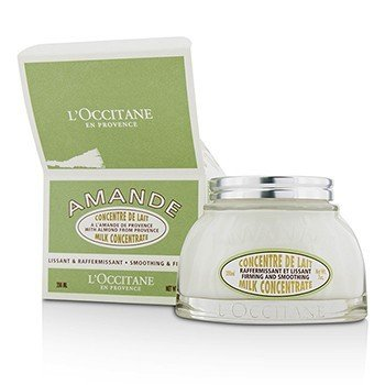 L'Occitane Almond Milk Concentrate (Box Slightly Damaged)  200ml/7oz