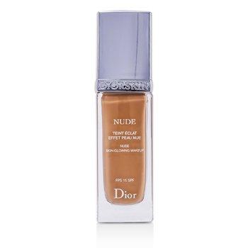 Diorskin Nude Skin Glowing Makeup SPF 15  30ml/1oz