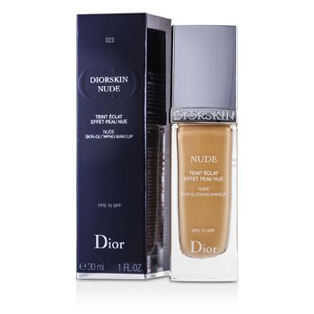 Christian Dior Diorskin Nude Skin Glowing Maquillaje SPF 15 - # 023 Peach  30ml/1oz