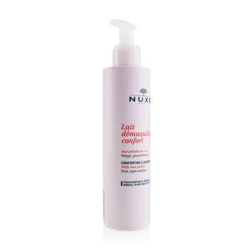 Comforting Cleansing Milk With Rose Petals (Kulit Normal Ke Kering, Sensitif)  200ml/6.7oz