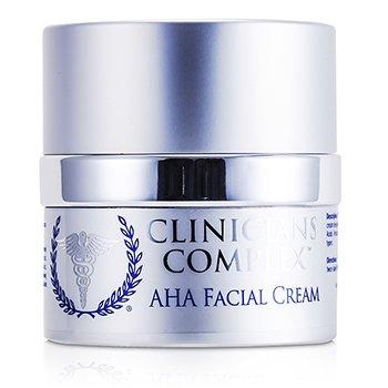 Clinicians Complex AHA Crema Facial  60ml/2oz