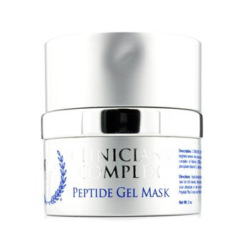 Clinicians Complex Peptide Gel Mask  60ml/2oz