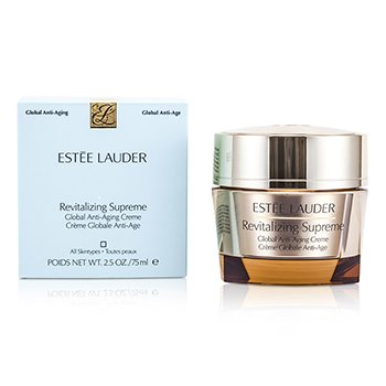 Estee Lauder Revitalizing Supreme Global Anti-Aging Creme  75ml/2.5oz