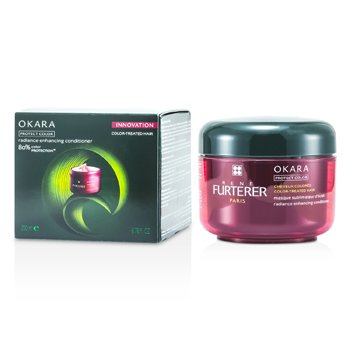 Okara Protect Color Radiance Enhancing Conditioner (Color-Treated Hair)  200ml/6.7oz