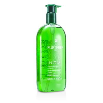 Initia Volume and Vitality Shampoo - Frequent Use, All Hair Types  500ml/16.9oz