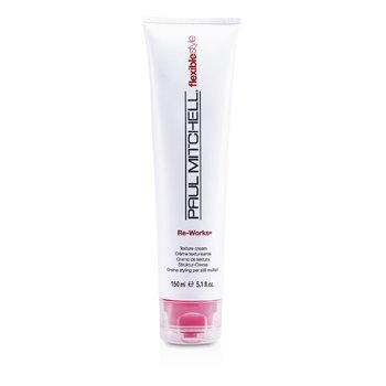 Paul Mitchell Flexible Style Re-Works Texture Cream  150ml/5.1oz