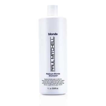 Blonde Platinum Blonde Shampoo (Brighten Blonde, Gray or White Hair)  1000ml/33.8oz