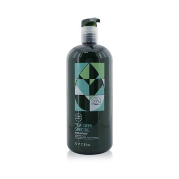 Tea Tree Special Shampoo (Invigorating Cleanser)  1000ml/33.8oz