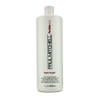 Paul Mitchell Flexible Style Super Sculpt (Quick-drying Styling Glaze)  1000ml/33.8oz