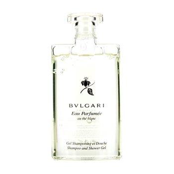 Eau Parfumee Au The Blanc Shampoo And Shower Gel  200ml/6.8oz