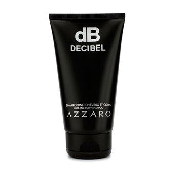 Azzaro Decibel Champú Para Cabello & Cuerpo  150ml/5oz