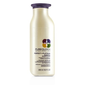 Perfect 4 Platinum Shampoo (For Colour-Treated Hair)  250ml/8.5oz