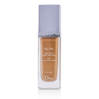 Diorskin Nude Skin Glowing Makeup SPF 15  30ml/1oz