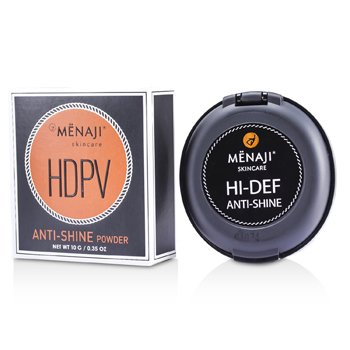 Menaji HDPV Anti-Shine Powder - L (Light)  10g/0.35oz