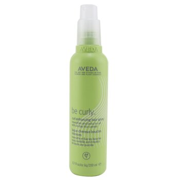 Aveda Be Curly Vaporizador Mejorador Rizos  200ml/6.7oz