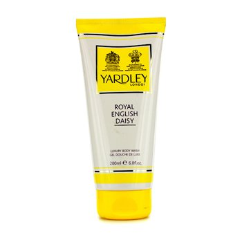 Yardley Royal English Daisy Gel de Ducha Lujoso  200ml/6.8oz