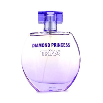 Trina Diamond Princess Eau De Parfum Spray  100ml/3.4oz