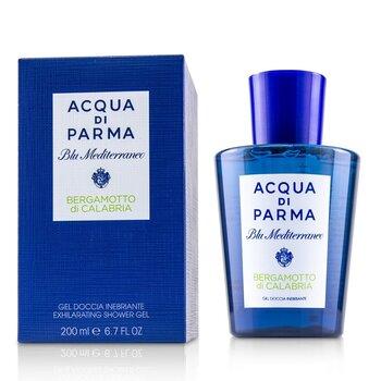 Blu Mediterraneo Bergamotto Di Calabria Exhilarating Shower Gel (New Packaging)  200ml/6.7oz